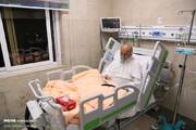 آخرین وضعیت جسمانی شیخ انصاریان