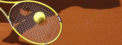 رقابتهای تنیس جام حذفی باشگاههای کشور آغاز شد