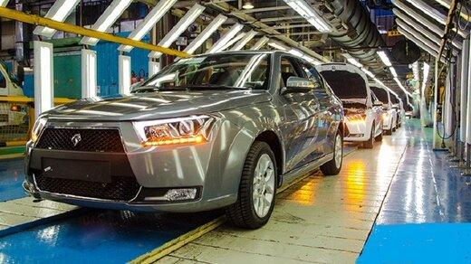 کاهش ارزبری ۱۳۸ میلیون یورویی تولید خودرو در ایران خودرو