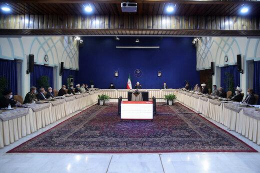 مصوبه شورایعالی فضای مجازی با حضور رئیس جمهور