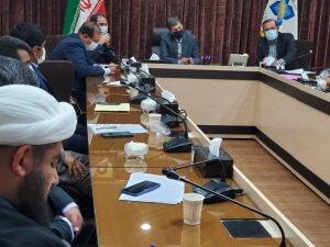 برگزاری نشست شهرداران بویراحمد، دنا و مارگون با رئیس سازمان شهرداریها و دهیاریهای کشور + تصاویر