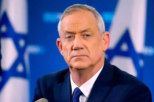 گانتس: با نتانیاهو به سمت جنگ داخلی میرویم