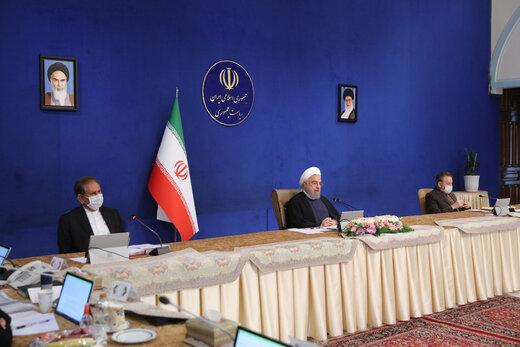 تقدیر رئیس جمهور از باشگاه پرسپولیس/ روحانی:  به مراجع معظم تقلید اطمینان میدهم دولت با تمام توان میکوشد