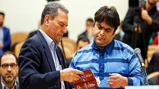 توضیحات وکیل روح الله زم درباره رای پرونده موکلش