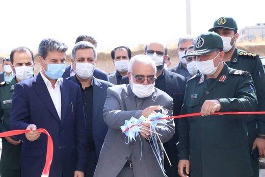 افتتاح ۸۵۴ واحد مسکونی مددجویی کمیته امداد آذربایجانغربی