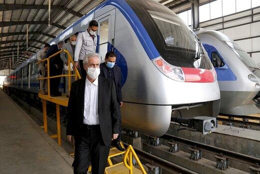 پیش بینی ۳۰۰ واگن برای متروی تبریز