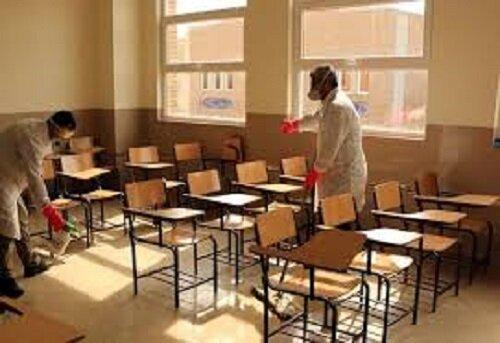رعایت شیوهنامههای بهداشتی در بیش از ۸۵ درصد مدارس گلستان/ فعالیت ۱۴ تیم نظارتی