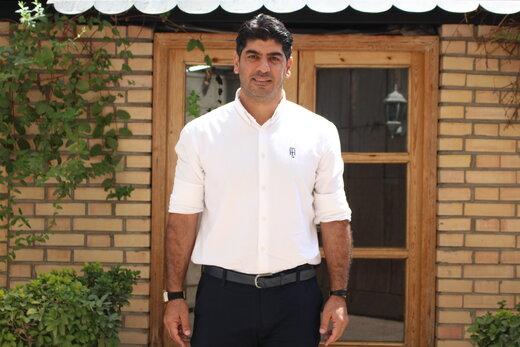 جمله جالبی که مارادونا به یک فوتبالیست ایرانی گفت/عکس
