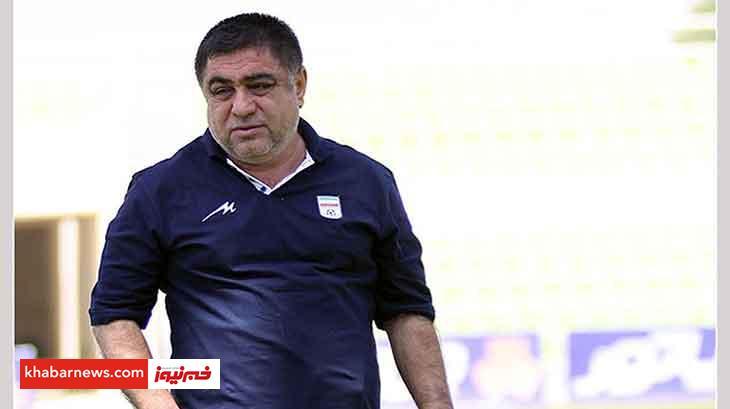 خبرنیوز نوشت:غلامحسین پیروانی چهره نام آشنای فوتبال ایران در بستر بیماری است.
