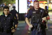 ببینید | پلیس آمریکا، معترضان را زیر گرفتند