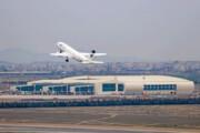 ببینید | اولین پرواز بینالمللی در فرودگاه ووهان پس از 7ماه