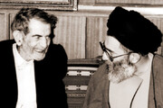 تصویری متفاوت و صمیمانه از رهبر انقلاب