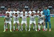 صعود ۳ پلهای فوتبال ایران در تازهترین ردهبندی فیفا