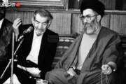 ببینید | تصویری تاریخی از دیدار استاد شهریار با رهبرانقلاب