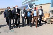 حمل و نقل ترکیبی تبریز در حال تکمیل است