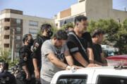 ببینید | سارقان خشنی که که تنها از زنان دزدی میکردند به دام پلیس افتادند