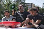 ببینید | عذرخواهی گندهلاتهای تهرانپارس پس از دستگیری