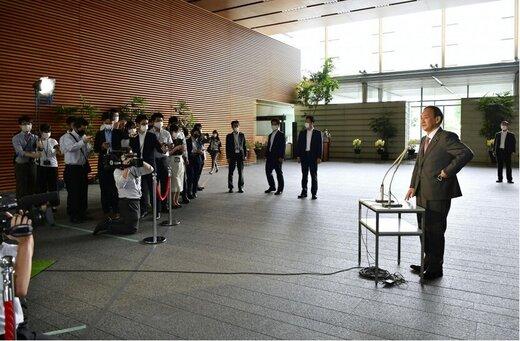 نخستوزیر جدید ژاپن به مردمش قول داد