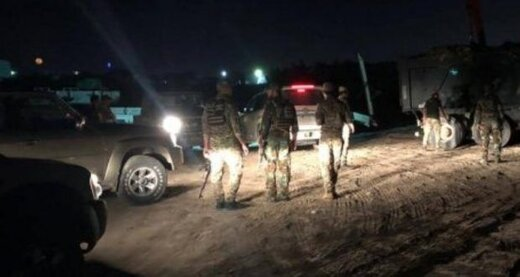 سه رزمنده الحشدالشعبی در حمله داعش به شهادت رسیدند