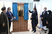 افتتاح بیمارستان آیتالله خویی بعد از ۲۷ سال