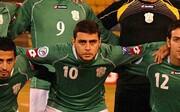 فوتبالیستی که با گلوله مصدوم شده بود، درگذشت