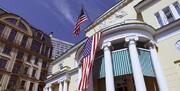 حمله یک خودروی ناشناس به محل اقامت سفیر آمریکا در مسکو