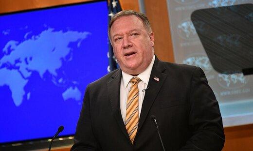 پمپئو: فشار حداکثری علیه ایران همچنان موثر است!