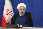 President Rouhani calls for more investments in health sector amid pandemic