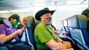 مسافران بخوانند؛ امکان انتقال کرونا در هواپیما چقدر است؟