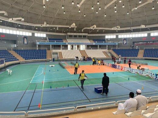 برگزاری آزمون عملی رشته علوم ورزشی در سال ۱۳۹۹ در جنوب شرق ایران توسط دانشگاه بینالمللی چابهار