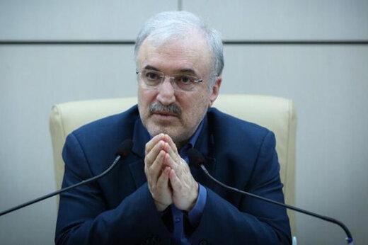 وزير الصحة : ايران لن تتاخر عن اية دولة اوروبية في مكافحة كورونا