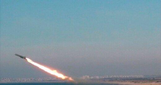 رسانههای اسرائیلی: حماس یک موشک آزمایش کرده است