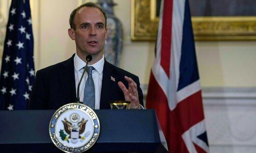 اشتباه محافظ وزیرخارجه انگلیس برایش گران تمام شد