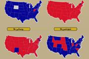 ببینید   آمارهای عجیب از وضعیت رایدهندگان در انتخابات 2016 آمریکا