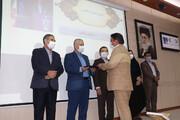 اداره کل نوسازی مدارس کهگیلویه و بویراحمد دستگاه برتر در جشنواره شهید رجایی شد