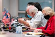 تصاویر | آغاز انتخابات ۲۰۲۰ آمریکا