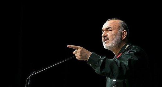 سردار سلامی: اجازه توقف هیچ طرحی را نمیدهیم /مانند جنگهای گذشته بر دشمن غلبه خواهیم کرد