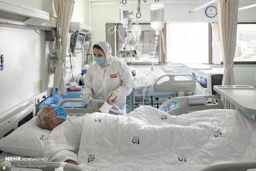 سرقت کابلهای برق بیمارستان امام علی کرج و اختلال در اکسیژنرسانی به بیماران!