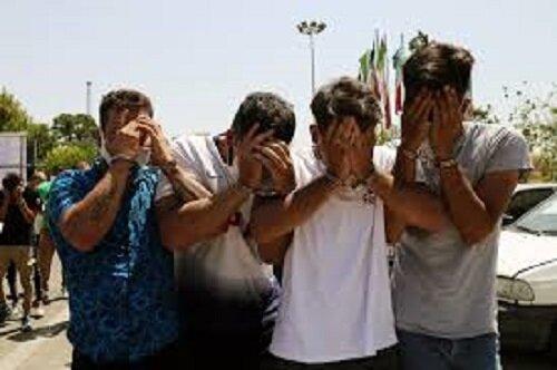 حمایت مسئولان استان از برخورد با اراذل و اوباش