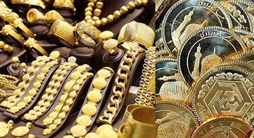 قیمت سکه، طلا و ارز ۱۴۰۰.۰۲.۲۳