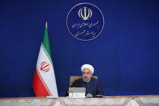 روحانی: آمریکا در استفاده از مکانیسم ماشه دچار شکست حتمی میشود