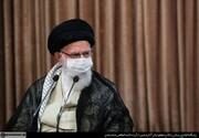 قائد الثورة الاسلامیة : الدفاع المقدس أكثر حركات الشعب الايراني عقلانية