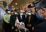 نمایشگاه دستاوردهای ۴۰ ساله دفاع مقدس در استان گلستان افتتاح شد