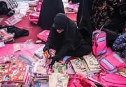 بیش از ۸ هزار بسته تحصیلی بین دانش آموزان نیازمند خراسان جنوبی توزیع شد