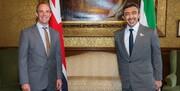 گفتوگوی بنزاید و راب در لندن درباره ایران