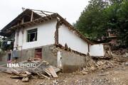 تصاویر | خسارت سیل در غرب گیلان