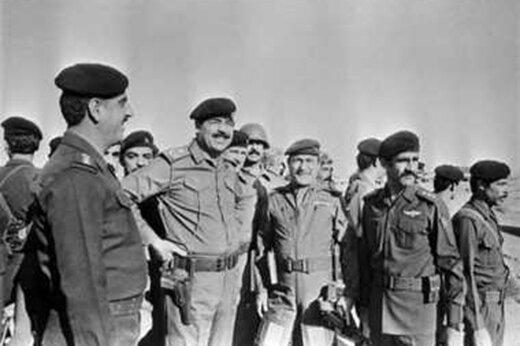 ببینید | مدارکی تکاندهنده از حامیان پشت پرده صدام برای تجاوز به خاک ایران