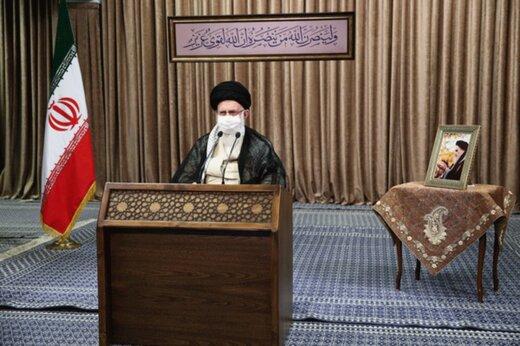 پاسخ صریح رهبر انقلاب به منتقدان پذیرش قطعنامه