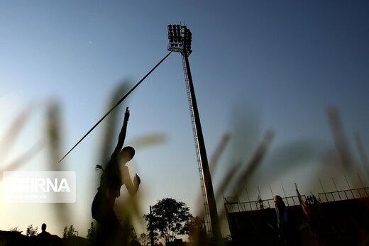 رقابتهای دو و میدانی قهرمانی باشگاههای کشور