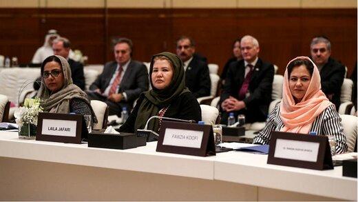 زنان عضو تیم مذاکره کننده کابل با طالبان چه کسانی هستند؟